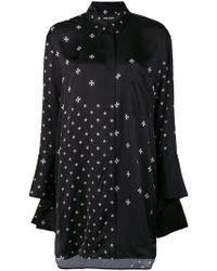 Neil Barrett - Military Star Print Shirt - Lyst