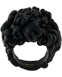 Ferragamo - Abstract Flower Ring - Lyst