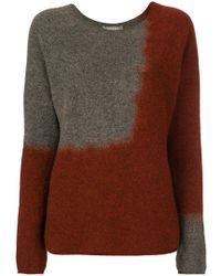 Suzusan - Two Tone Sweater - Lyst