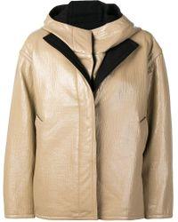 Ports 1961 - Short Button-up Jacket - Lyst