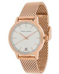 Larsson & Jennings - Velo 33mm Milanese Watch - Lyst