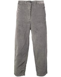 Casey Casey - Straight-leg Trousers - Lyst