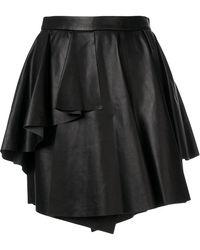 DROMe - Asymmetric Layered Skirt - Lyst