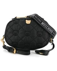 Moschino - Embroidered Bear Belt Bag - Lyst