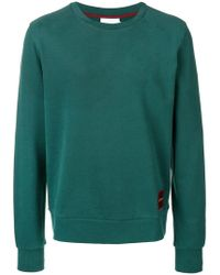 Calvin Klein - Logo Badge Sweater - Lyst