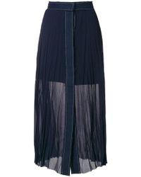 Aviu | Pleated Skirt | Lyst