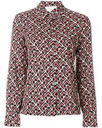LaDoubleJ - Slim-fit Shirt - Lyst