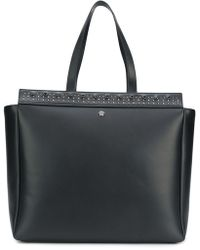 Versace - Micro-studded Tote Bag - Lyst