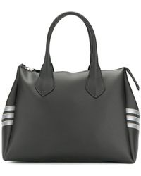 Gum - Side Stripe Detail Tote - Lyst