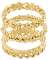 Wouters & Hendrix - My Favourite Set Of Three Rings - Lyst