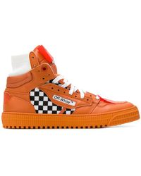 Off-White c/o Virgil Abloh - Low 3.0 Trainers - Lyst