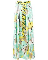 Class Roberto Cavalli Tie Waist Skirt