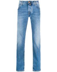Jacob Cohen - Jeans mit geradem Bein - Lyst