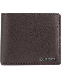 DIESEL - Bi-fold Wallet - Lyst