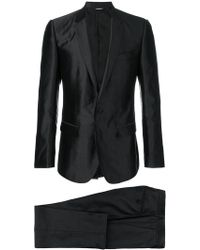 Dolce & Gabbana - Martini-fit Two Piece Suit - Lyst
