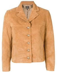 A.P.C. - Укороченная Куртка - Lyst
