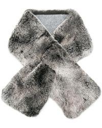 N.Peal Cashmere - Fur Neckwarmer - Lyst