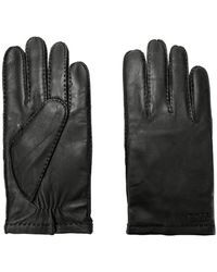 BOSS - Handschuhe mit Ziernähten - Lyst