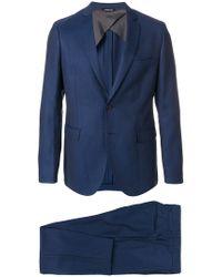 Tonello - Slim Fit Two-piece Suit - Lyst
