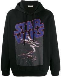 Etro Felpa con cappuccio Star Wars - Nero