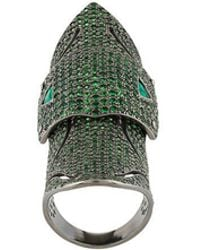 Loree Rodkin - Loree Armor Ombre Ring - Lyst