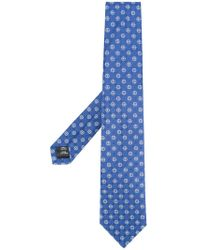 Gieves & Hawkes - Embroidered Tie - Lyst