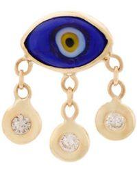 Jacquie Aiche - Eye Drop Earring - Lyst