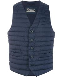 Herno Quilted Waistcoat