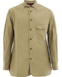 Ziggy Chen - Pocket Shirt - Lyst