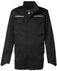 Mastermind Japan - Cargo Pocket Jacket - Lyst