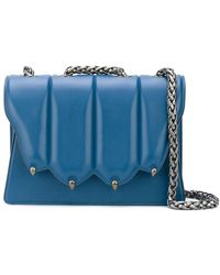Marco De Vincenzo | Claw Flap Shoulder Bag | Lyst