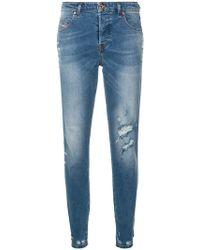 DIESEL - 'Babhila' Jeans - Lyst