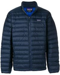 Patagonia - Slim-fit Zip Up Coat - Lyst