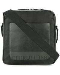 Cerruti 1881 - Front Pocket Messenger Bag - Lyst