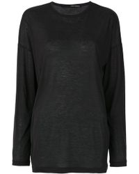 Isabel Benenato - Fine Knit Sweater - Lyst