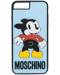 Moschino - Vintage Mickey Iphone 6/7s Iphone Case - Lyst