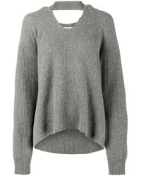 Rejina Pyo - Lisa Knitted Ribbed Jumper - Lyst