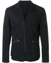 Wooyoungmi - Stitch Detail Zipped Jackets - Lyst