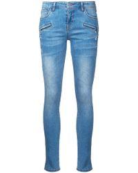 Loveless - Skinny Jeans - Lyst