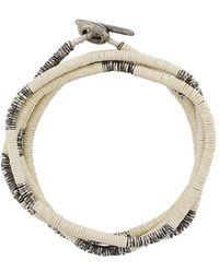 M. Cohen - Multi Strand Beaded Bracelet - Lyst
