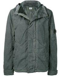 C P Company - Padded Jacket - Lyst