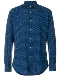 Glanshirt - Slim-fit Cotton Shirt - Lyst