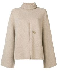 JOSEPH - Rollneck Sweater - Lyst