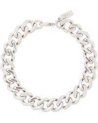 A.P.C.   Curb Chain Bracelet   Lyst
