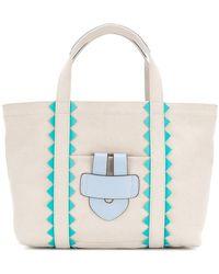 Tila March - Simple Bag S Zigzag Tote Baf - Lyst