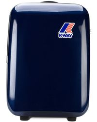 K-Way - Hard Wheeled Suitcase - Lyst