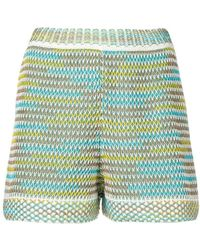 M Missoni - Short Women - Lyst