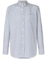 Vivienne Westwood   Striped Shirt   Lyst