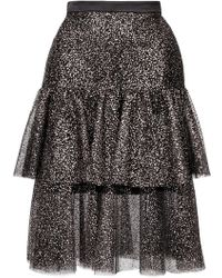 Rodarte - Layered Frill Skirt - Lyst