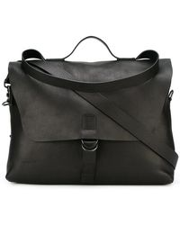 Marsèll - Buckled Messenger Bag - Lyst